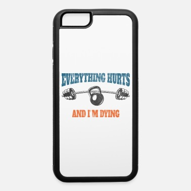Fitness Fitness Bodybuilding - iPhone 6 Case