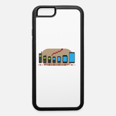Mobile Phone mobile phone evolution - iPhone 6/6s Rubber Case