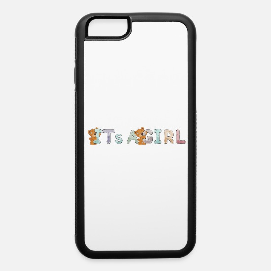 Gift Idea iPhone Cases - It´s a Girl - iPhone 6 Case white/black