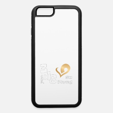 Chic Christian Design - John 3 verse 16 - So Loved - iPhone 6 Case
