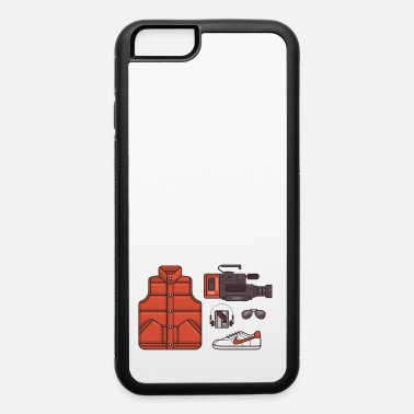 Back To The Future back to the future - iPhone 6/6s Rubber Case