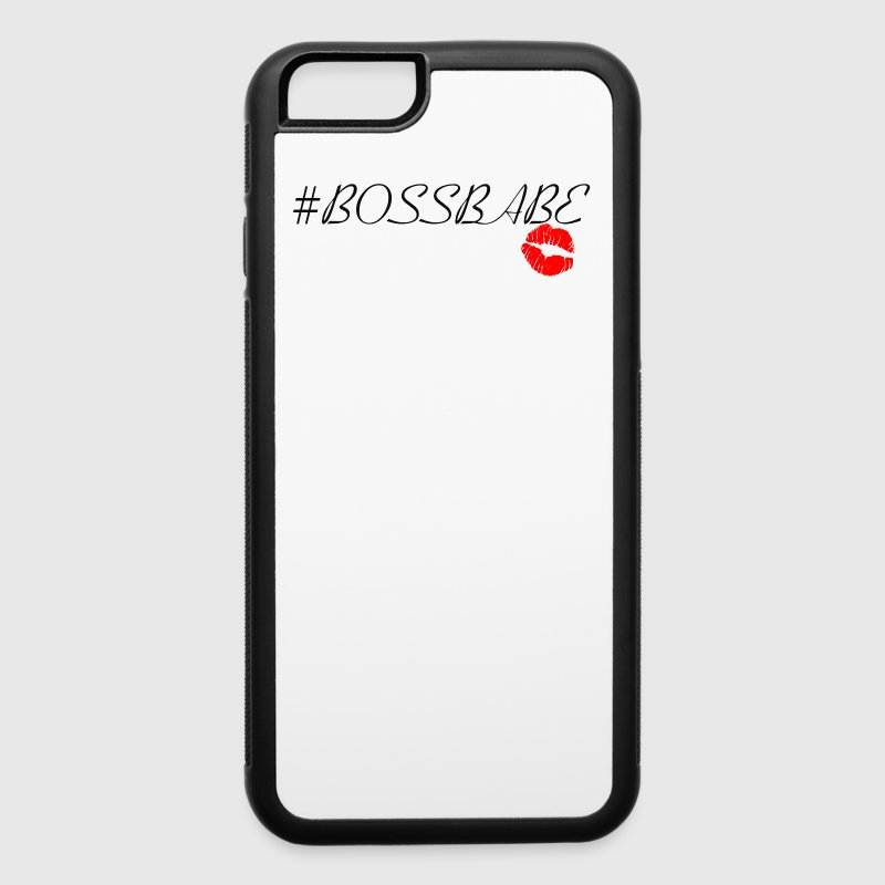 BOSSBABE - iPhone 6/6s Rubber Case