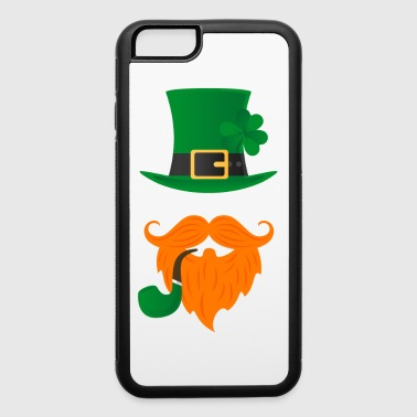 Leprechaun - St Patricks - iPhone 6/6s Rubber Case