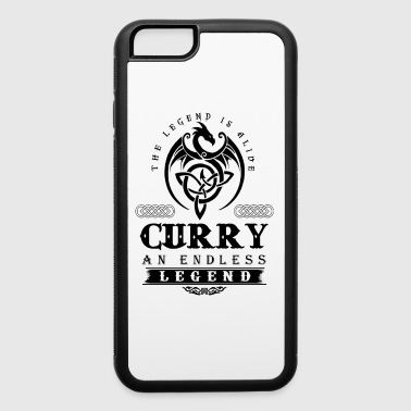 CURRY - iPhone 6/6s Rubber Case