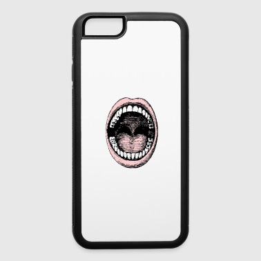 Mouth Breather - iPhone 6/6s Rubber Case
