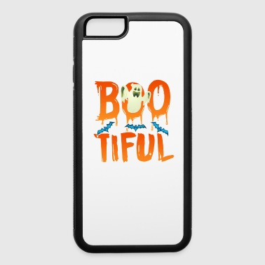 Booty Cute Bootiful Ghost Bootiful Halloween - iPhone 6/6s Rubber Case