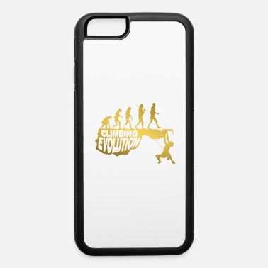 Funny Rock Climbing - iPhone 6 Case
