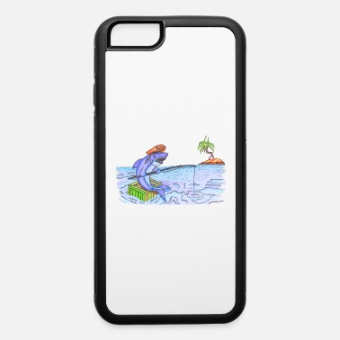 Fisherman Fishing Fisherman Fish Hobby Fishing Sport Water - iPhone 6/6s Rubber Case