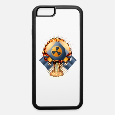 Chernobyl Atomic Bombs - Atomic Explosion - Mushroom Cloud - iPhone 6 Case