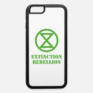 Rebellion Extinction Rebellion - iPhone 6 Case