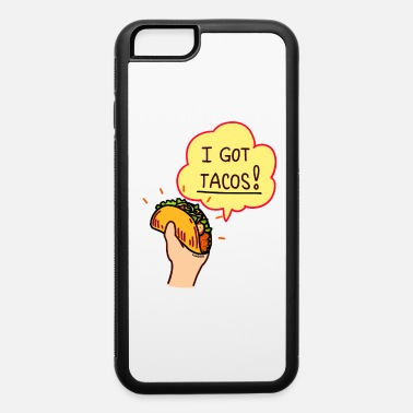 Tasty Taco Tortilla Mexico Food Gift Fast Food - iPhone 6 Case