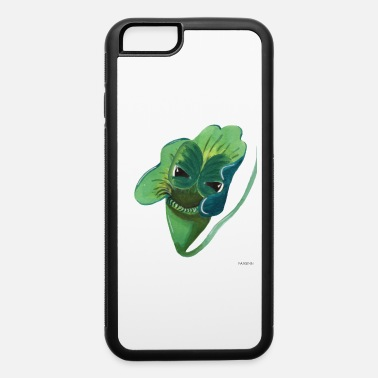 Tie Plant devour flesh funny children gift - iPhone 6 Case