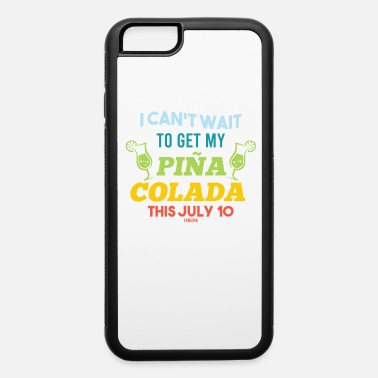 Cube Pina Colada Cocktail summer pineapple - iPhone 6 Case