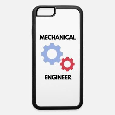 Racing Car Funny Mechanical Engineer Design - iPhone 6 Case
