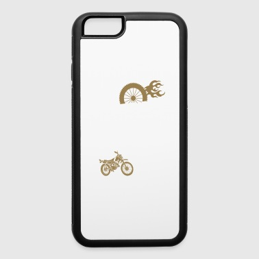 I hate being sexy but i'm a biker Motorcycle Gift - iPhone 6/6s Rubber Case