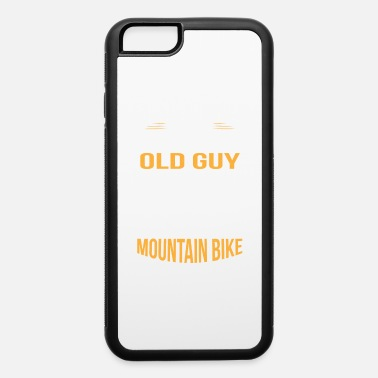 Old Guy Mountainbike - Old Guy - iPhone 6 Case