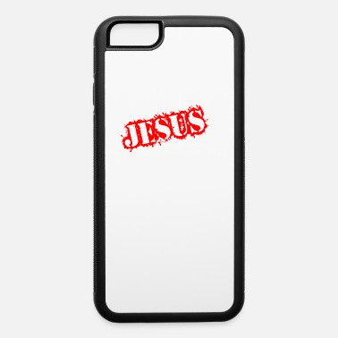 Righteous Graffiti Jesus is coming soon! - iPhone 6 Case