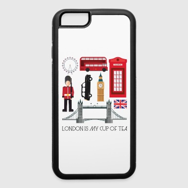 London - iPhone 6/6s Rubber Case