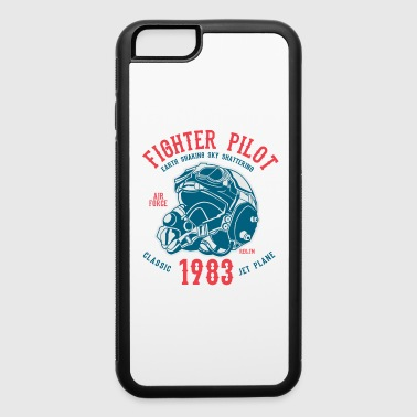 Pilot Fighter Pilot - iPhone 6/6s Rubber Case