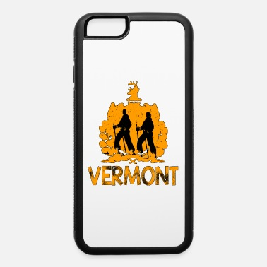 Vermont Ski Cross Country Skiing product Vermont American - iPhone 6 Case
