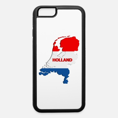 Holland Holland map - iPhone 6/6s Rubber Case