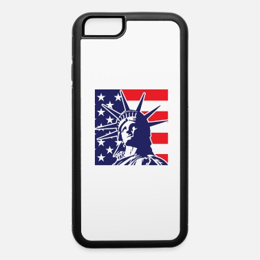 Premium Statue of Liberty US Flag - Premium Design - iPhone 6 Case