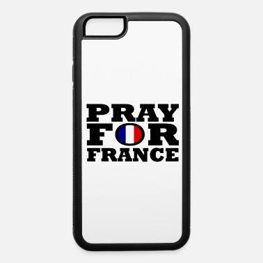 Lyon Pray for France - iPhone 6 Case