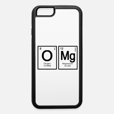 Mathematics The elements of surprise OMG - Premium Design - iPhone 6/6s Rubber Case