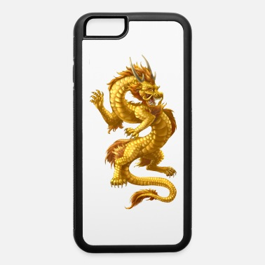 Chinese Dragon Gold Chinese Dragon - iPhone 6 Case