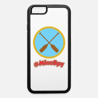 Davey Crockett Davey Crockett Canoes Explorer Badge - iPhone 6 Case