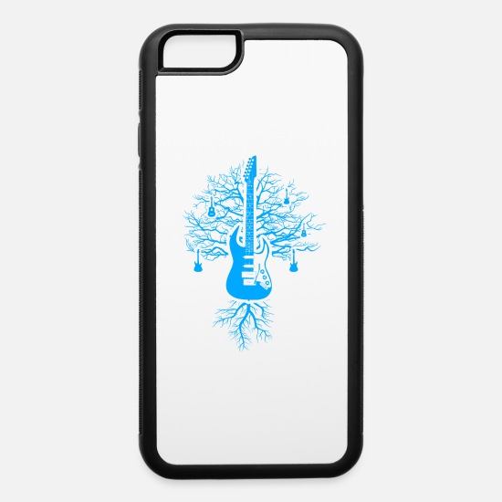 Love iPhone Cases - Guitar - iPhone 6 Case white/black