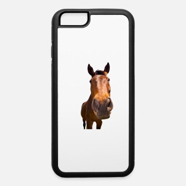Horse Head Horse, head - iPhone 6 Case