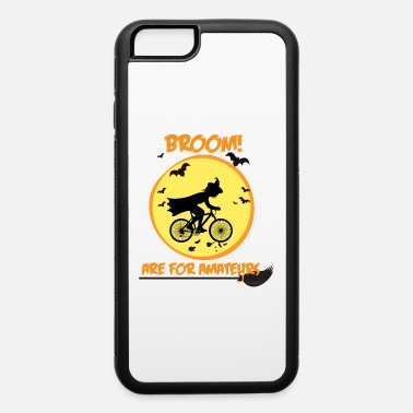 Halloween BROOM - iPhone 6 Case