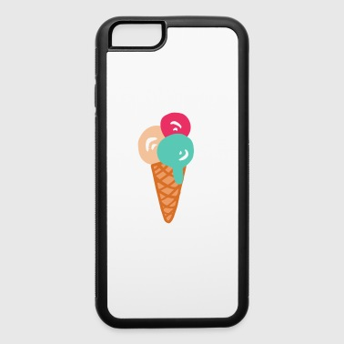 TRIPLE CREAM - iPhone 6/6s Rubber Case