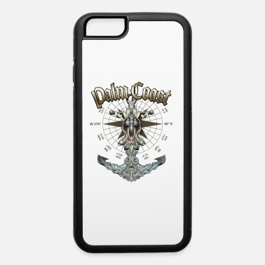 Palm Coast Anchor Nautical Sailing Boat Summer - iPhone 6 Case