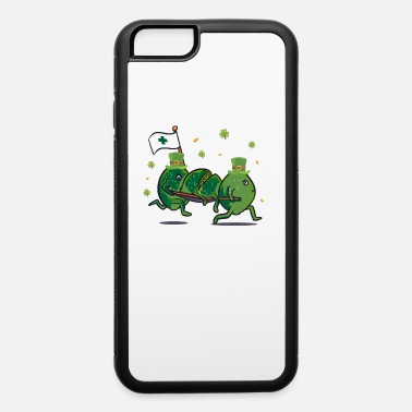 Patrick Funny St Patricks Day Leprechaun Party gift Paddy - iPhone 6 Case