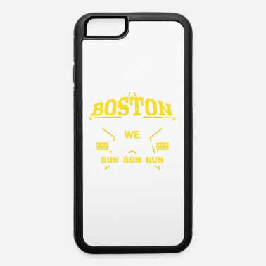 Boston Marathon Boston Nevertheless Persist Marathon - iPhone 6/6s Rubber Case