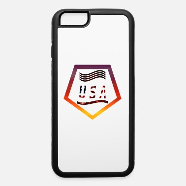 Polygon USA Polygon - iPhone 6/6s Rubber Case