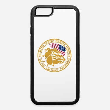 Us BULLDOG US MARINE CORPS - iPhone 6 Case