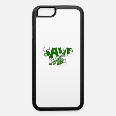 Tortuga Save me Turtle - iPhone 6/6s Rubber Case