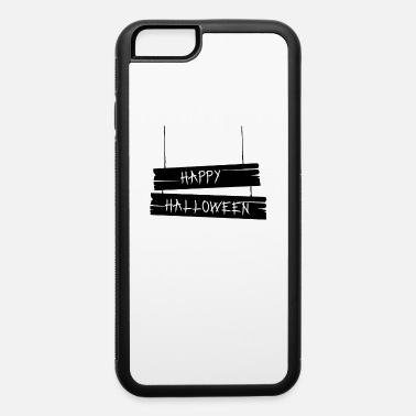 Style Happy Halloween wood style - iPhone 6 Case