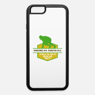 American-football American Football - iPhone 6/6s Rubber Case