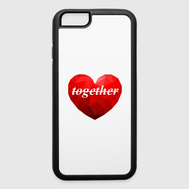 Together - iPhone 6/6s Rubber Case