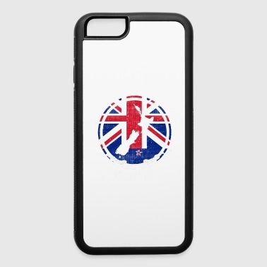 Country Shirt - New Zealand Great Kiwi - iPhone 6/6s Rubber Case