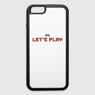 Let s Play - Gaming - Total Basics - iPhone 6/6s Rubber Case