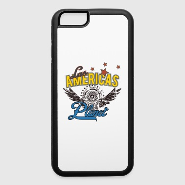 Americas planet gift - iPhone 6/6s Rubber Case