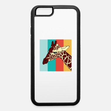 Giraffe Animal Print - Giraffe - iPhone 6 Case