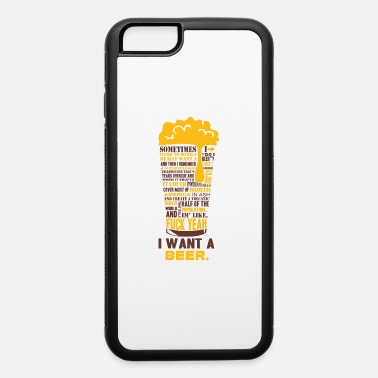 Beer Beer - iPhone 6/6s Rubber Case