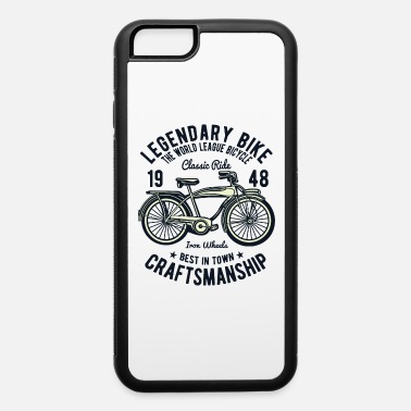 Classic Classic Bicycle - iPhone 6 Case