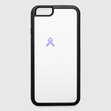 Fck Cancer Shirt esophageal cancer - iPhone 6/6s Rubber Case